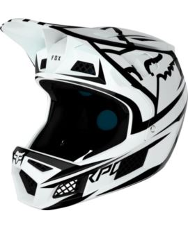 KASK ROWEROWY FOX RAMPAGE PRO CARBON BST WHITE